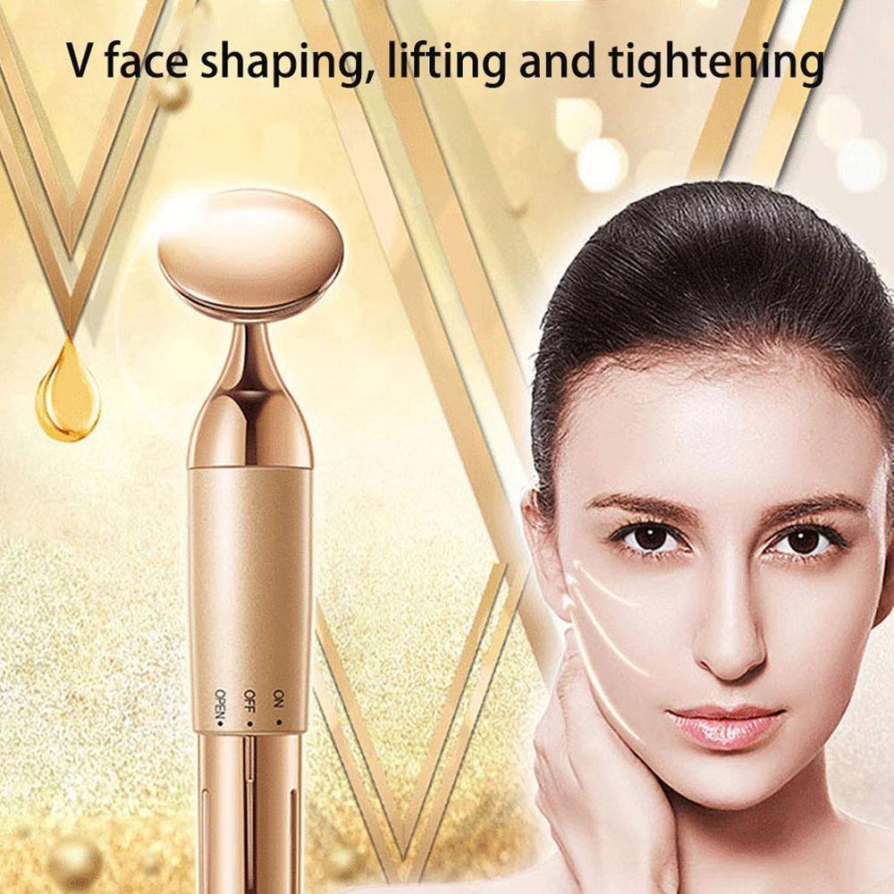 Facial Eye Massager Home Electronic Beauty Instrument Essence Introduction Instrument Facial Vibration Massager