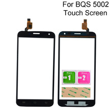 Mobile Touch Screen For BQ Colombo BQS-5002 BQS 5002 Touch Screen Panel Digitizer Sensor Touch Front Glass Touchscreen Tools touch screen for bq bq 4072 bq 4072 strike mini bqs 4072 bqs4072 sensor touchscreen digitizer panel front glass protector film
