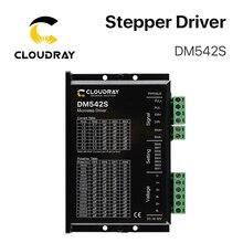 DM542S Stepper Motor Driver 2-phase Digital Stepper Motor Controller 18-50 VDC for Nema17 Nema23 Nema34 CNC Engraving Machine