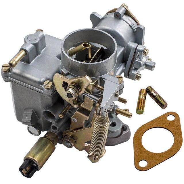 คาร์บูเรเตอร์ Carb 113129029A สำหรับ VW BEETLE 1600cc 30/31 PICT 3 Single Port Manifold 113 129 031 113 129 029A