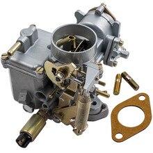 Carburatore Carb 113129029A per VW BEETLE 1600cc 30/31 PICT 3 motore collettore a porta singola 113 129 031 113 129 029A