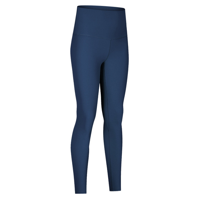 SHINBENE SUPER HIGH RISE Naked-feel Yoga Pants Gym Sport Tights Women Buttery Soft Fitness Workout Legging Full Length 27