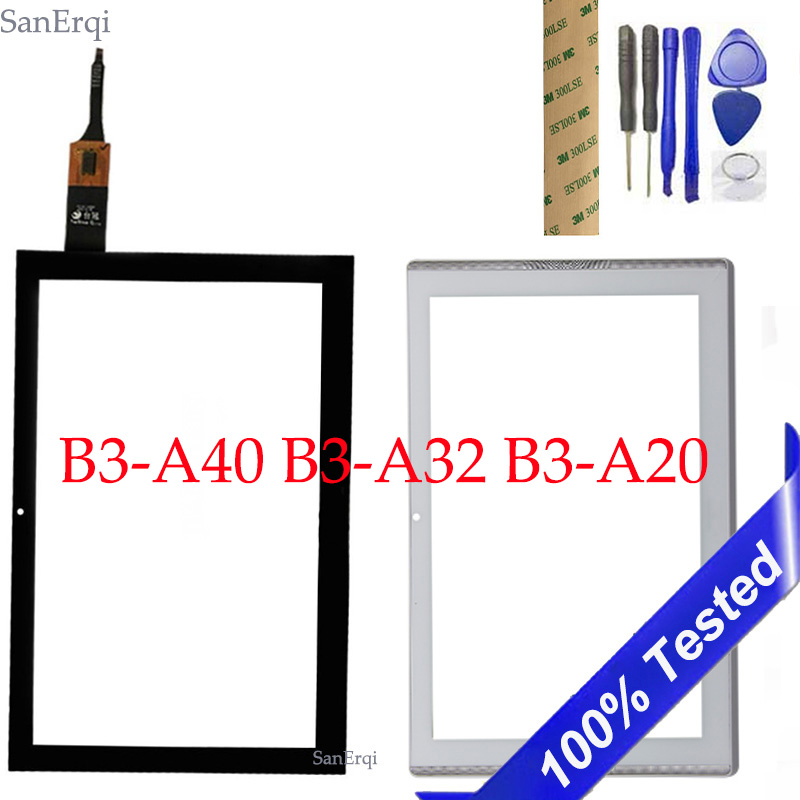 For ACER Iconia One 10 B3-A40 Touch Screen B3 A40 A32 A20 B3-A32 B3-A20 Tablet Pc Front Glass Digitizer