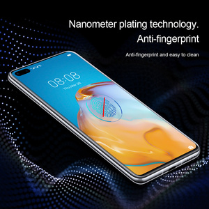 Image 5 - Nillkin XD CP+ Max Tempered Glass For Huawei P40 Protective oleophobic Full Screen glue