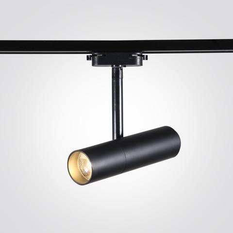 holofotes de trilho 7w girar led faixa luz cob aisilan preto branco ferroviario luzes