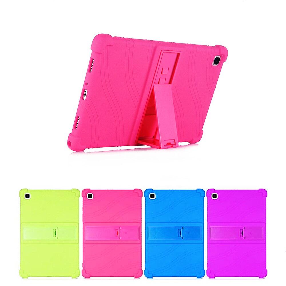 Crianças caso de silicone para samsung galaxy tab a7 10.4 2020 SM-T500 SM-T505 t500 t505 t507 tablet caso à prova de choque capa escudo # s