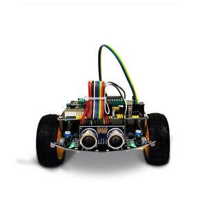 Bluetooth Robot Smart Car DIY