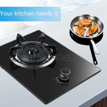 Gas Stove Embedded Liquefied Natural Home Kitchen Environmental Protection Energy Saving Fierce Fire Cooker Single