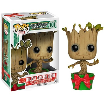 FUNKO POP Guardians of the Galaxy Vol. 2 Groot Action Figure Toys Decoration Model Dolls for Kids Birthday Christmas Gifts 4