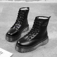 Теплые ботинки со шнуровкой на платформе Цена от 1448 руб. (18.75$) | 427 заказов Посмотреть
