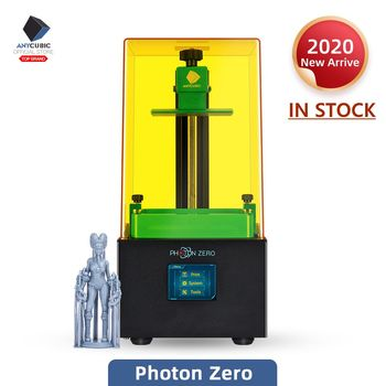 Anycubic 2020 New Photon-Zero 3D Printer SLA LCD Printer Quick Slice UV Resin Plus Size Impresora 3d Drucker Impressora 1