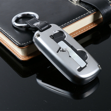 Key Case Key Chain Key Ring Decorative Cover for Jeep Grand Cherokee 2014+ Stylish Car Accessories Interior Decoration