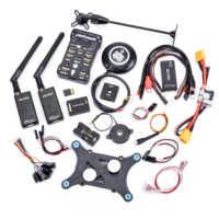 Pixhawk PX4 PIX 2.4.8 32 Bit kontroler lotu + 433/915 telemetria + M8N GPS + Minim OSD + PM + przełącznik bezpieczeństwa + Buzzer + PPM + I2C + 4G SD
