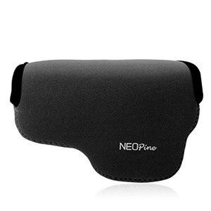 Image 5 - LimitX Tragbare Kamera tasche Neopren Weiche Wasserdichte Inneren fall abdeckung für Sony A6000 NEX 6 mit 16 50mm Objektiv
