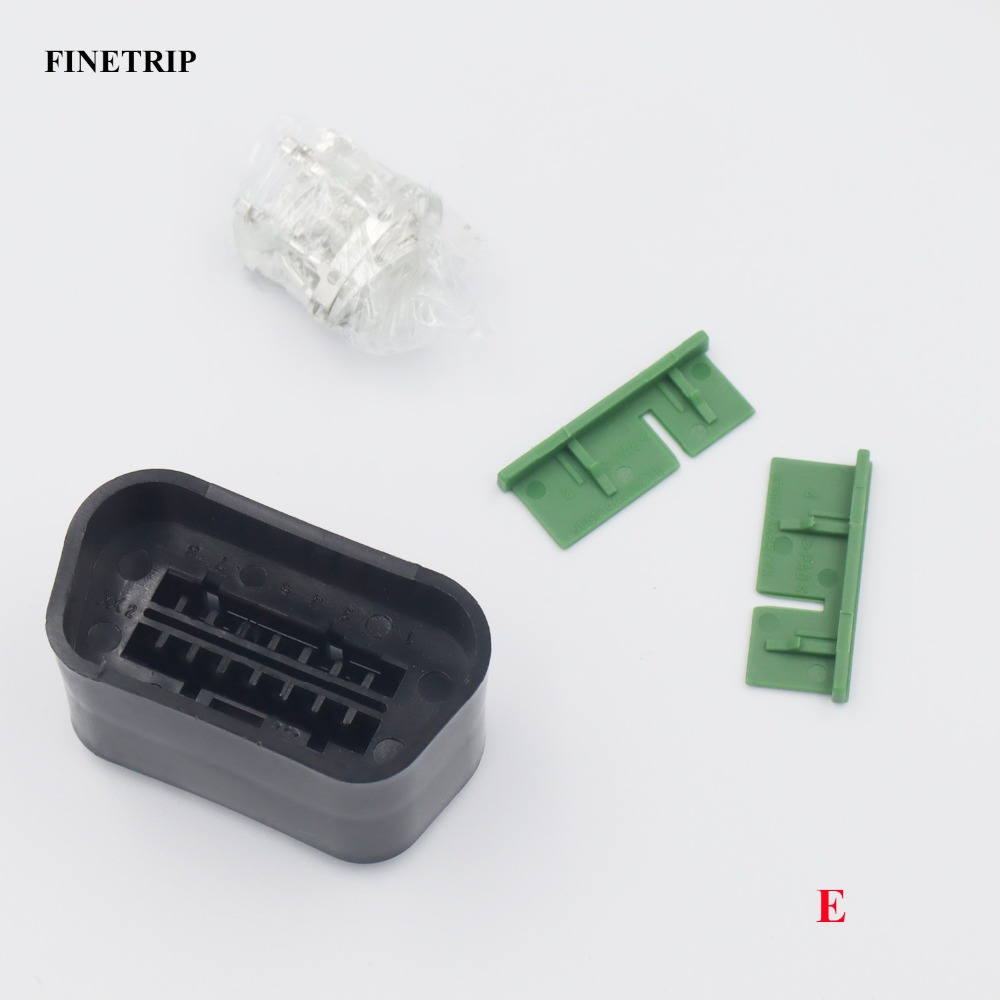 FINETRIP obd female connector E