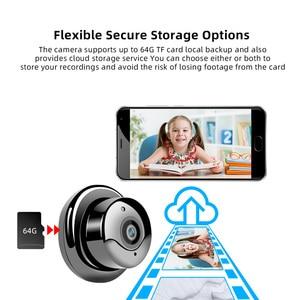 Image 5 - אלחוטי מיני IP מצלמה 1080P HD IR ראיית לילה Wifi מיקרו מצלמה אבטחת בית מעקבים wifi בייבי מוניטור מצלמה