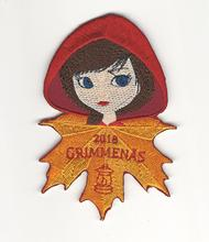 Woven label patch Embroidered patch patch Personalized customization service Products :grimmenas
