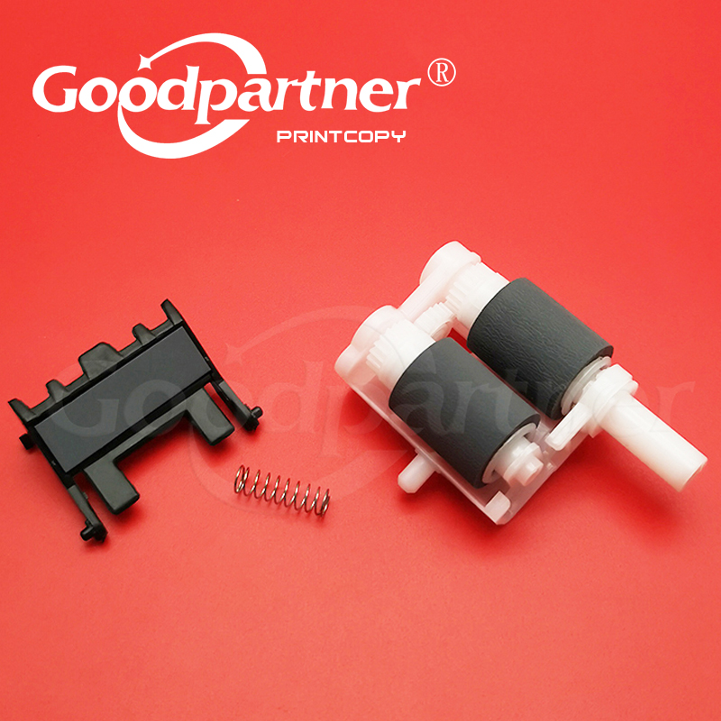 1X LY3058001 LY2208001 LY2093001 Pickup Roller Separation Pad For BROTHER HL2240 2130 2132 2220 2230 2242 DCP7055 7057 7060 7065