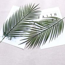 Plant Ornament Wall-Decoration Simulation-Plant Leaf Artificial-Palm-Fern Office Wedding-Fake