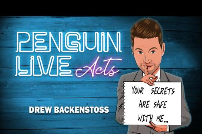 Drew Backenstoss Penguin Live ACT