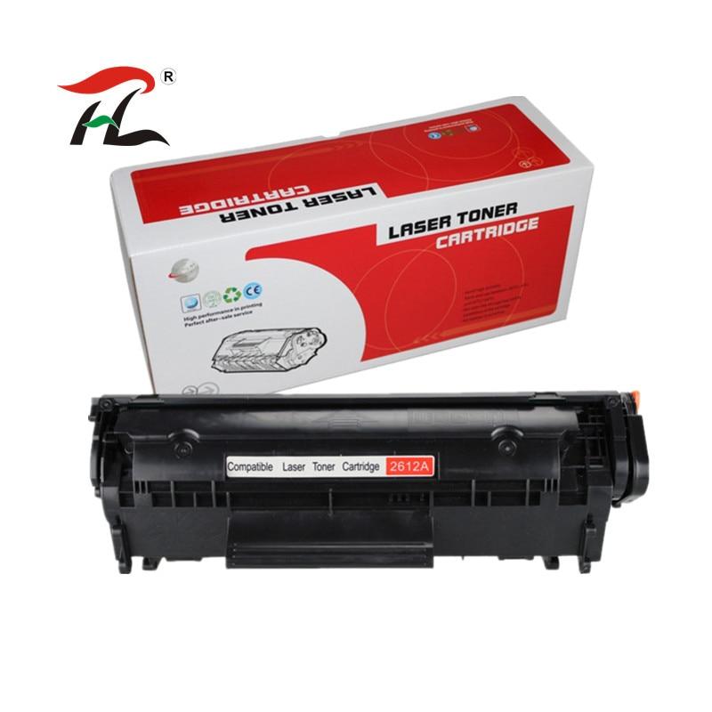 Q2612A Q2612 12a 2612 Toner Cartridge 2612a For HP LaserJet 1010 1012 1015 1020 3015 3020 3030 3050 1018 1022 1022N 1022N