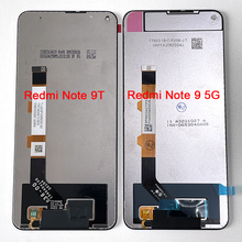 """6.53"""" Original M&Sen For Xiaomi Redmi Note 9T J22 LCD Screen Display+Touch Panel Digitizer For Redmi Note 9 5G  Replacement"""