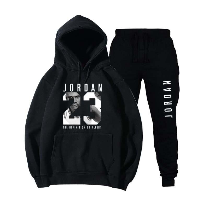 New  Brand New Fashion JORDAN 23 Men Sportswear Print Men Hoodies Pullover Hip Hop Mens Tracksuit Sweatshirts Clothing