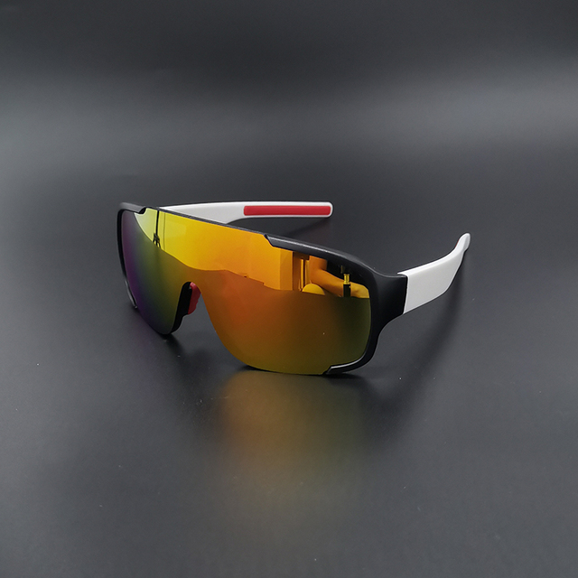30 cores ciclismo óculos de sol uv400 bicicleta estrada gafas mtb esporte correndo equitação óculos de pesca tr90 quadro 2