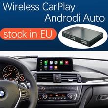Wireless Apple CarPlay Android Auto per BMW 1 2 3 4 5 7 serie X1 X3 X4 X5 X6 F15 F16 F25 F26 F48 F01 F10 F11 F22 F20 F30 F32