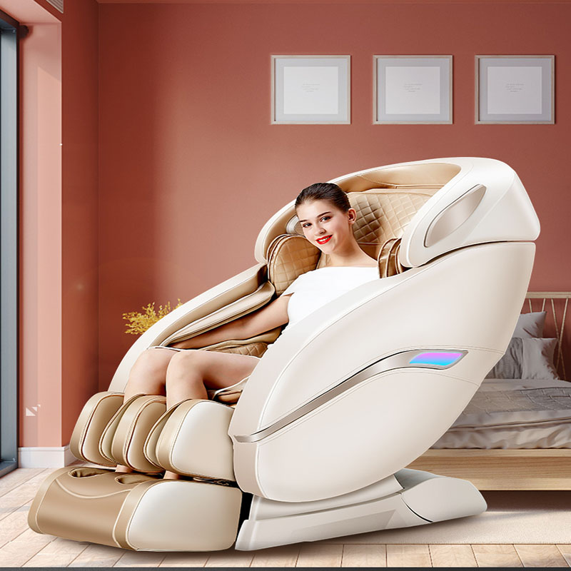 Space Capsule Zero Gravity Massage Sofa Neck Shoulder Back Waist Hips Full Body Electric Massage Chair Personal Health Care
