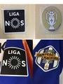 1516 г., патч для футбола Benfica Campeao и Primeira Liga NOS, футбольный значок
