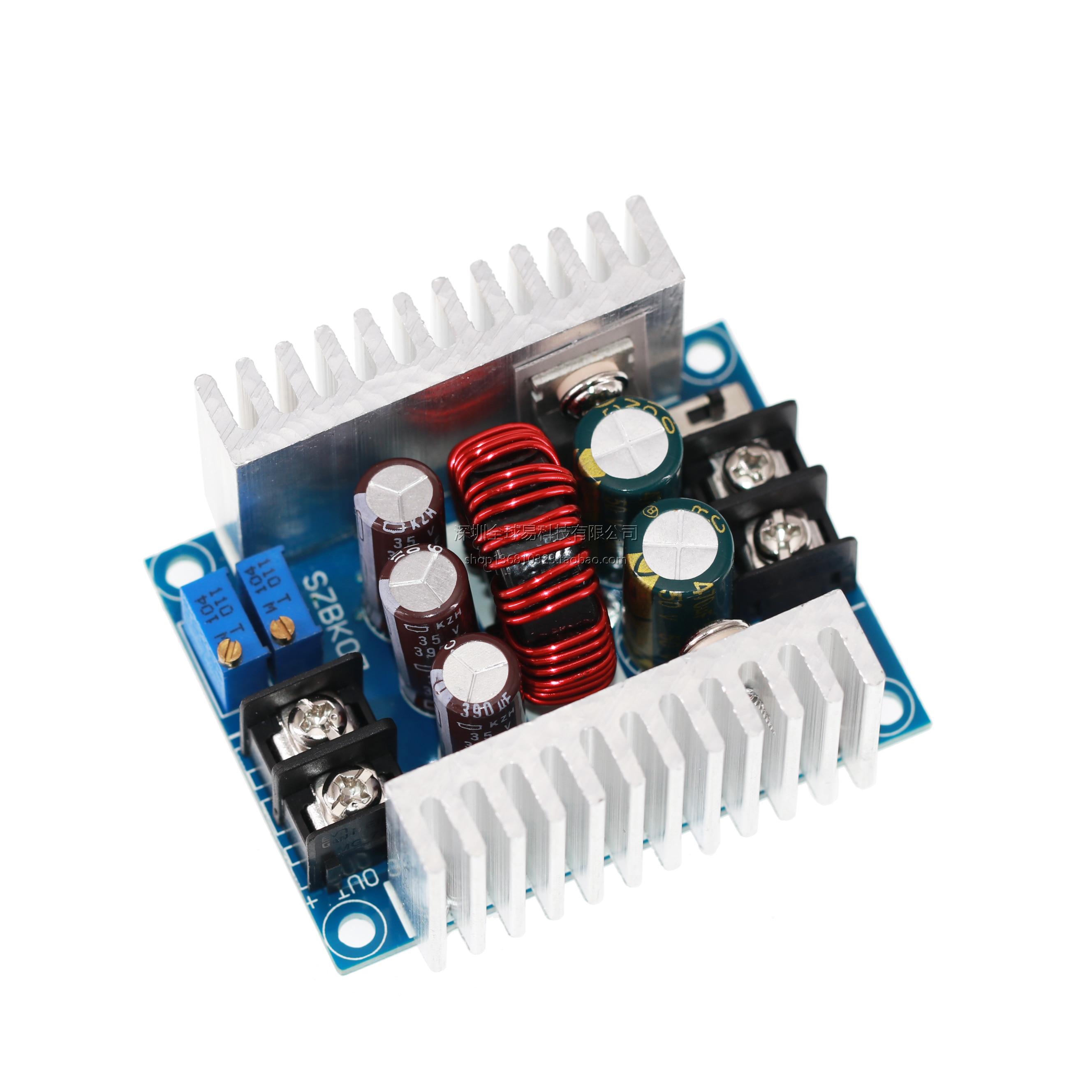 Понижающий преобразователь напряжения 300 Вт 20 А, понижающий модуль с драйвером постоянного тока для светодиода, модуль пониженного напряже...