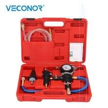 Auto Wasser Tank Manometer Leck Detektor Wasser Kühlmittel Frostschutz Vakuum Ersatz Füllstoff Werkzeug