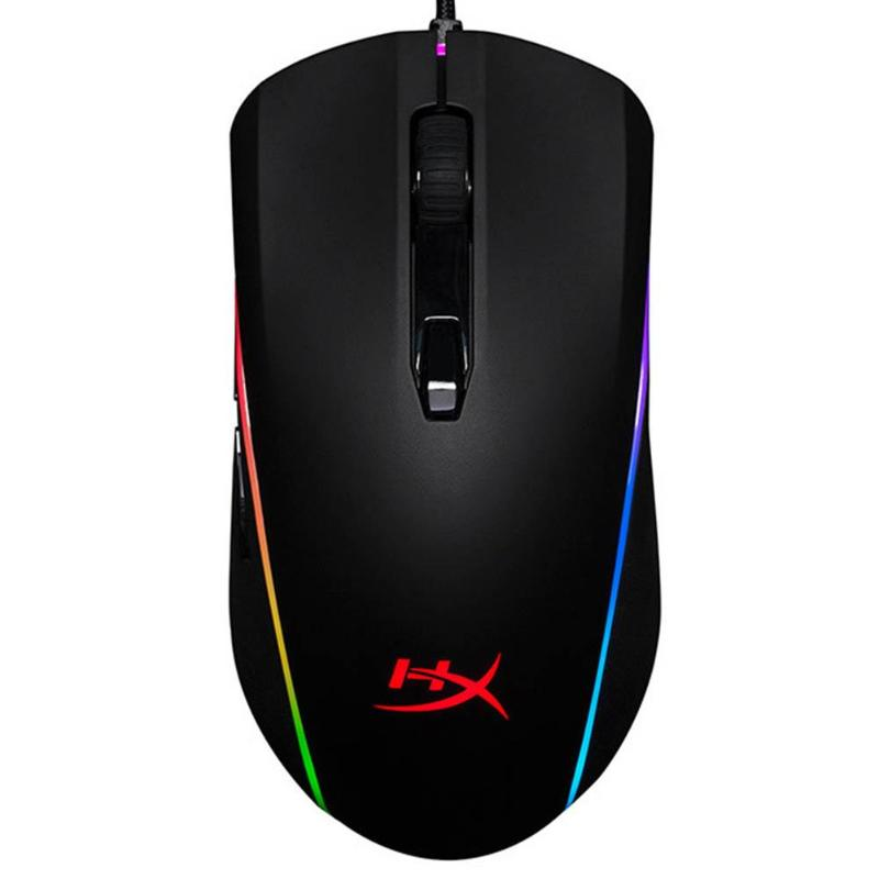 Kingston Mouse Mice Wired-Gaming-Mouse Hyperx Pulsefire Surge 16000DPI Adjustable Backlight