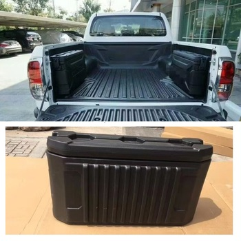 EXTERIOR AUTO ACCESSORIES UNIVERSAL TRUNK TOOLING LIDS BOX PARTS FIT FOR HILUX MU-X D-MAX NAVARA L200