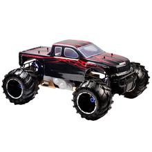 цена на HIGH QUALITY AND BEST PRICING HSP RACING RC CAR 1/5 SCALE SKELETON 94050 GASOLINE POWER RTR MONSTER TRUCK 32CC ENGINE HIGH SPEED