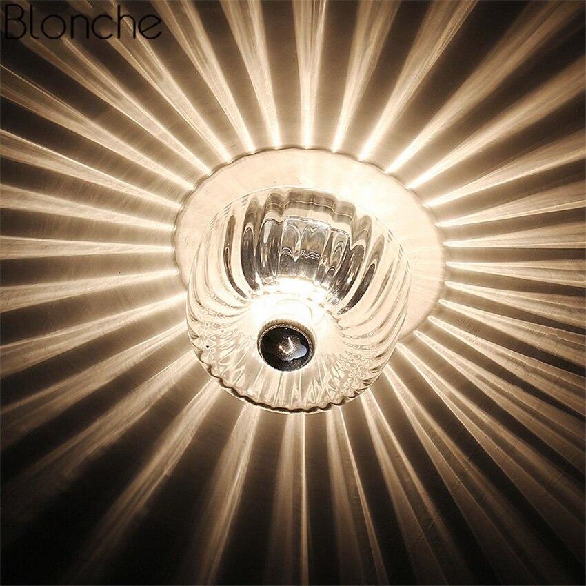 sombra luz de teto luminárias para casa