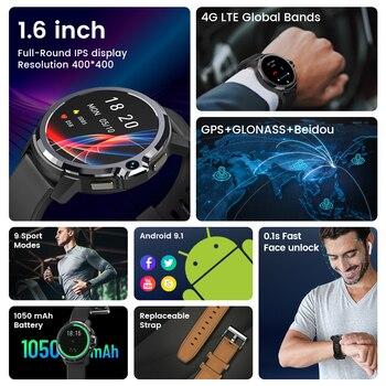 Смарт-часы 2021 KOSPET PRIME S 1 Гб 16 Гб 6