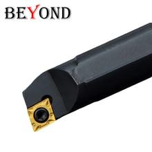 цена на BEYOND S06K S07K S08K S12M SCLCR SCLCR09 Internal Turning Tool Holder CNC Boring Bar Lathe Cutting Tools Carbide Insert fit CCMT