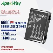5200mAh laptop Battery For Asus A32-F52 A32-F82 A32 F82 K40 K40in K50 K50in k50ij K50ab K42j K51 K60 K61 K70 P81 X5A X5E X70 X8A все цены