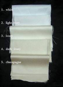 Image 4 - Sodigne 長袖のウェディングドレス 2020 ビーチの花嫁衣装シフォンレースアップリケウェディングドレスホワイト/アイボリーロマンチックなボタン