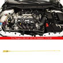 1 предмет для peugeot 206 207 307 масляный щуп 1174,85 только для 206 207 307 с 1,4 HDi дизельных двигателей