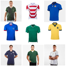 All teams 2019 RWC RUGBY JERSEYS Japan Scotland fiji Italy Australia Welsh Ireland Samoa tonga New Zealand RUGBY jersey shirt stooble men s new zealand rugby haka t shirt