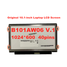 Original 10.1-inch laptop LCD screen For lenovo ideapad s110 s100 notebook display screen B101AW06 V.1 V.0 N101L6-L0D  40pins industrial display lcd screenltn133at17 13 3 inch led notebook screen
