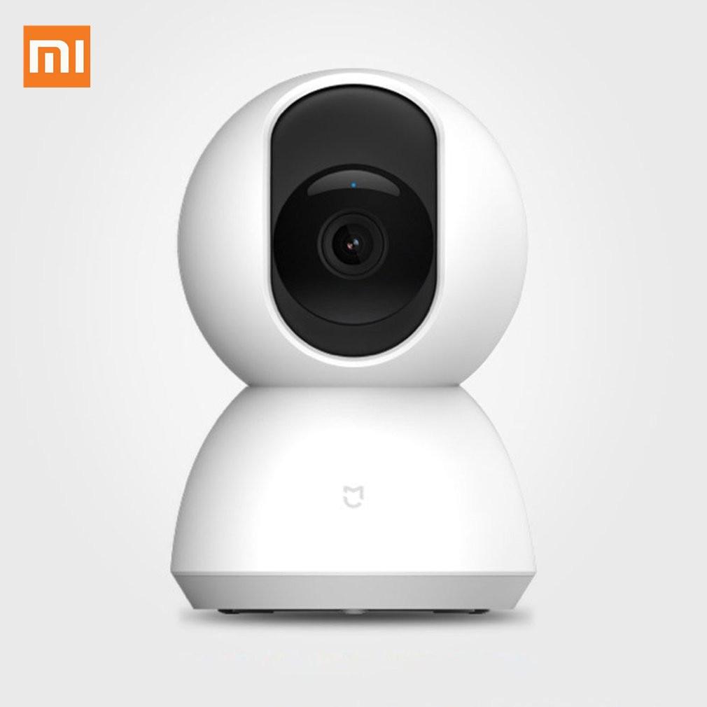 Xiaomi Mijia 1080P caméra intelligente IP caméra Webcam caméscope 360 Angle WIFI sans fil Vision nocturne AI mouvement amélioré détecter Original