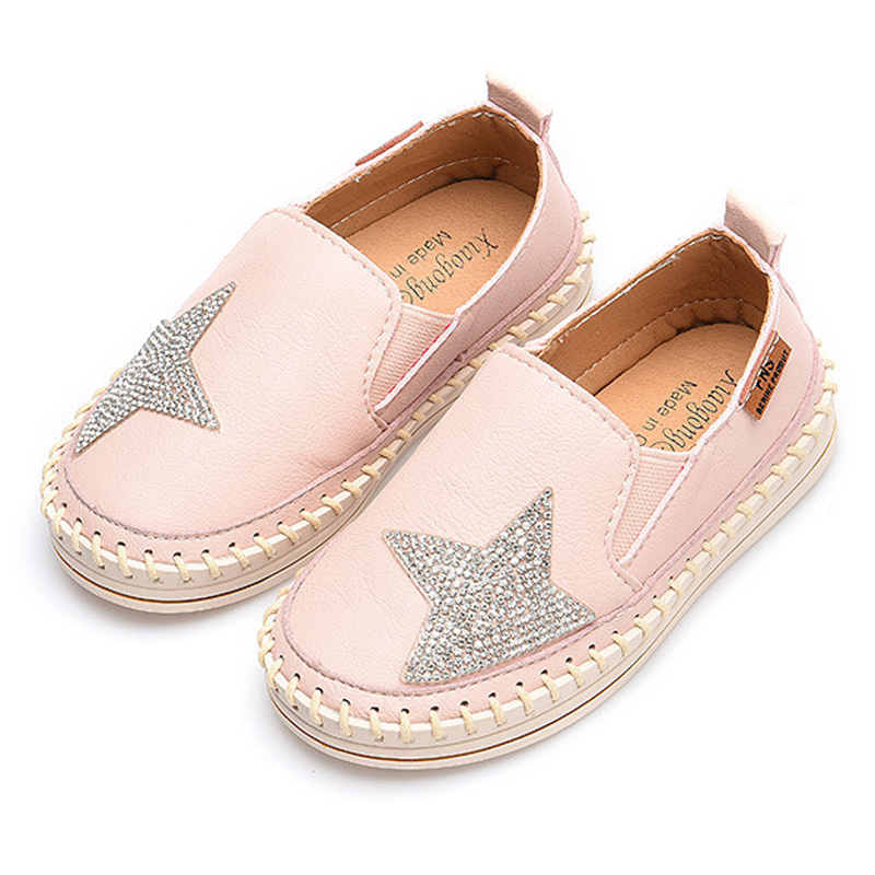 Baby Toddler Shoes Girls Sequins Bling Princess Party Dancing Shoes Kids Flat Single Shoes