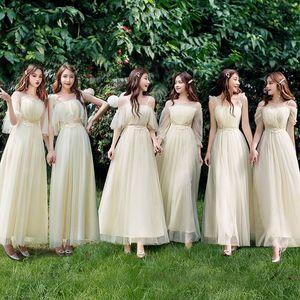Image 4 - Платья подружки невесты, длинное женское платье для гостей свадьбы, платья для праздника, вечернее платье, 30069