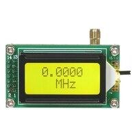 Tự Làm Độ Chính Xác Cao Và Độ Nhạy 1-Tần Số 500 MHz Máy Đo Mô Đun Counter Hz Bút Thử Module Đo Màn Hình Hiển Thị LCD
