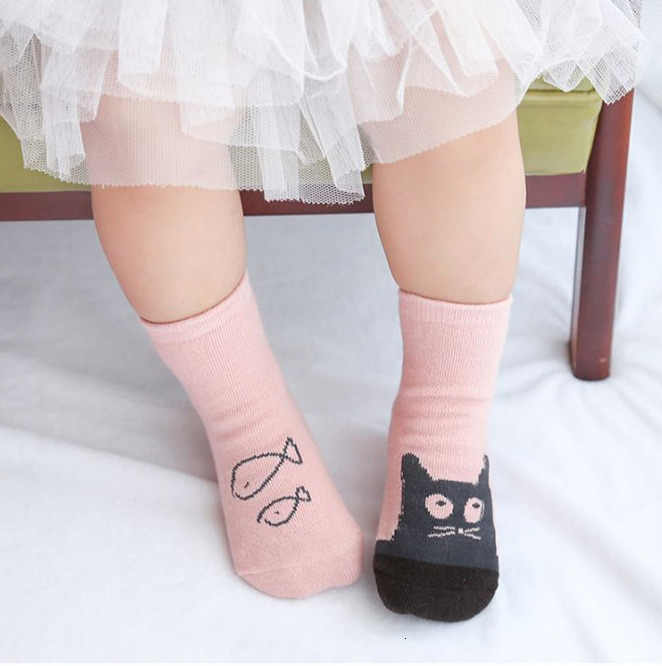 Spring Autumn Baby Socks Boys Girls Kids Children Cotton Skid Cartoon infant newborn anti slip newborn gift cheap stuff winter