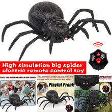 Scary Creepy Simulated Spider Remote Control Toys